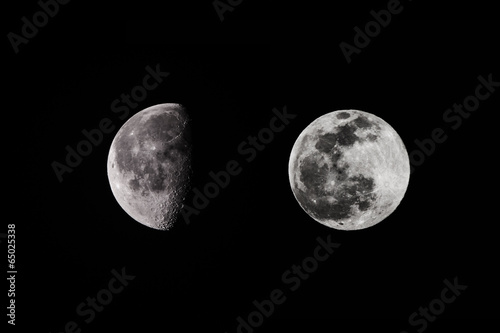 Moon Phases.