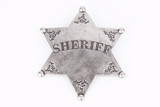 Fototapety Sheriff Badge