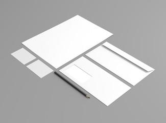 Corporate Material CD Stift Hintergrund grau