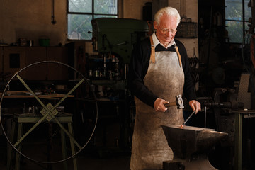 Senior Artist Blacksmith
