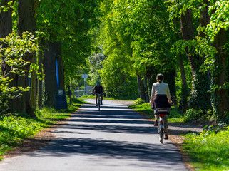 Radfahrweg