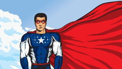 Super duper American