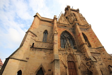 chiesa dei Domenicani a Colmar