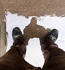 riflesso aqua scarpe