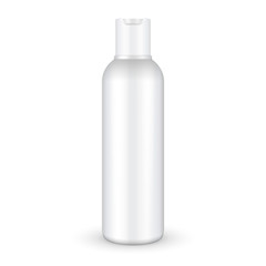 Shampoo, Gel Or Lotion Plastic Bottle