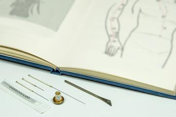 Akupunktur, chinesische Medizin