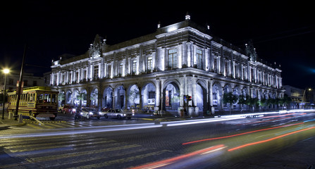 Historical building in Guadalajara