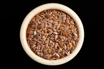 flax seeds, linseed