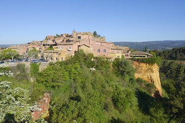 Roussillon - Vaucluse, Provence, France