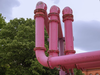 Berlin water pipes
