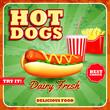 hot dogs dairy fresh - 65042138