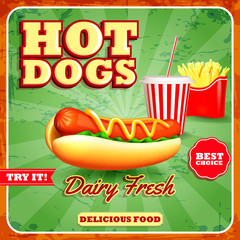 hot dogs dairy fresh