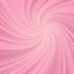 Pink spiral pattern background