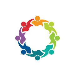 Teammates Business 8 image logo