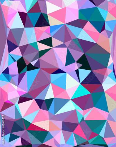 Geometric hipster background - 65043725