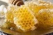 Organic Raw Golden Honey Comb - 65043963