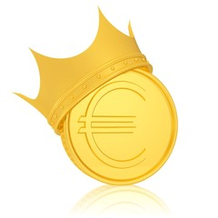 König Geld - Gewinn, finanzieller Erfolg
