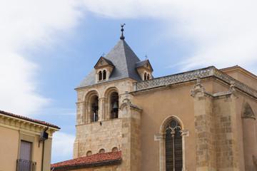 Collegiate Church of San Isidoro, Leon Spain