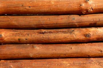 brauner Holzbalkenhintergrund...