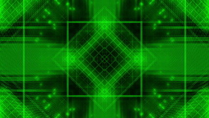 Ultra Green High Tech Looping background