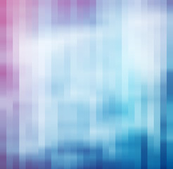 Abstract Colorful Pink Blue Shiny Striped  Background