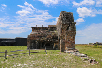 Fort Pickens Ruins