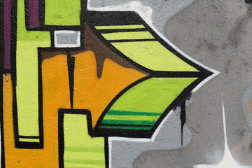 murals, graffiti, design, background, texture