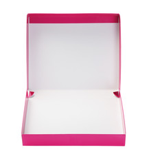 Pink Paper Box