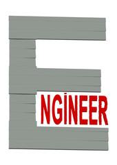 mühendis yazı tasarımı