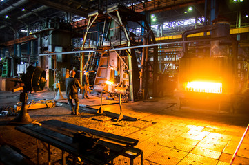 heavy forgings Plant