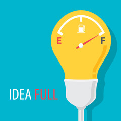 Idea full symbol