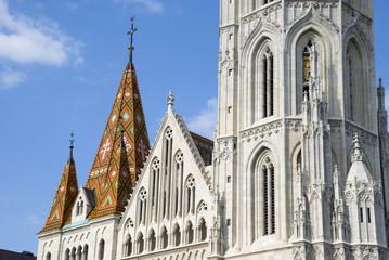gotische kirche in budapest