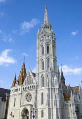 Matthiaskirche, Budapest - Ungarn