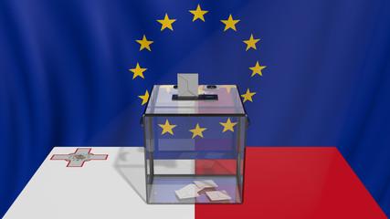 European elections - Malta - 001