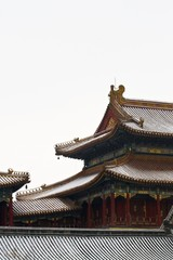 The image of city in Beijing,Asia