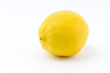 Beautifull yellow lemon
