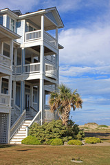 Beach House, Rodanthe USA