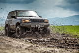Fototapety Off road