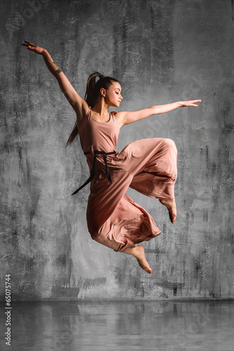 Plexiglas Dans the dancer