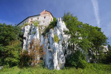 Kraków - Klasztor w Tyńcu