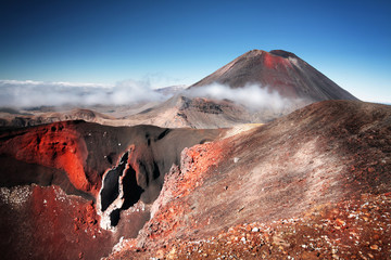 Mt.Ngauruhoe (aka. Mt.Doom), North Island, New Zeland
