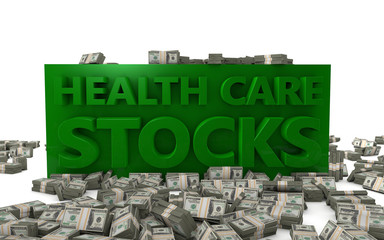 Health Care Stocks Finance Money Investment
