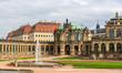 Zwinger Palace in Dresden, Saxony, Germany
