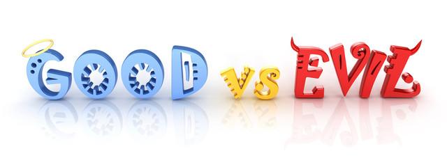 3d good vs evil
