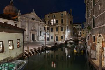Venice at night - Ponte de le bande