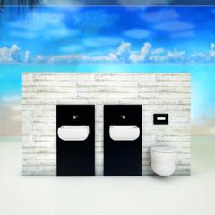 Badezimmer - 3d Render