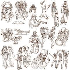 People around the World - XI