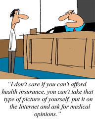 No medical opinions