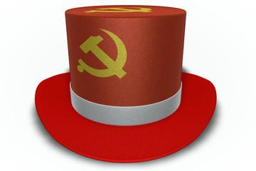 Putin's Top Hat