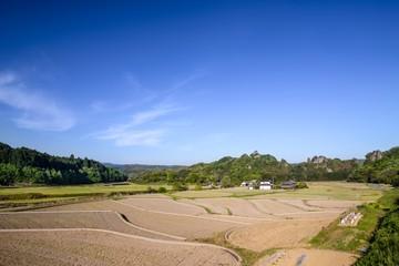 田染荘の風景